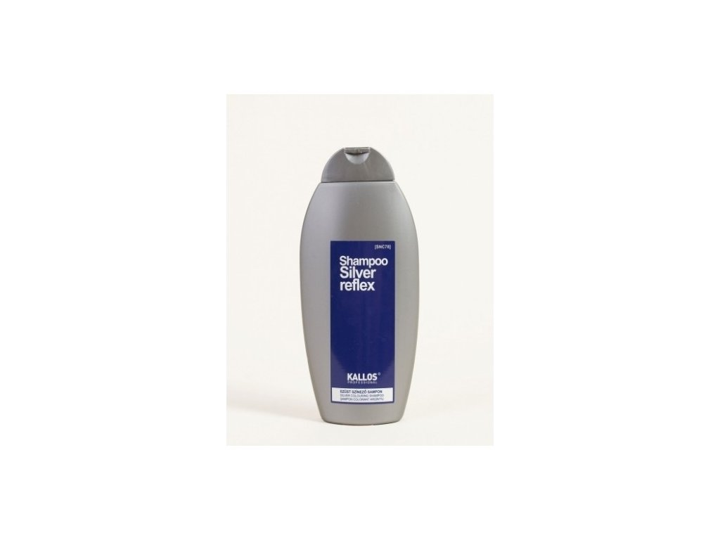 Kallos Silver Reflex šampón na vlasy 350ml