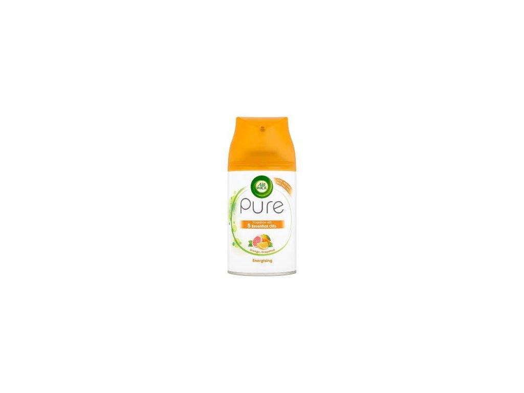 Air Wick Pure Orange & Grapefruit náplň do osviežovača vzduchu 250ml