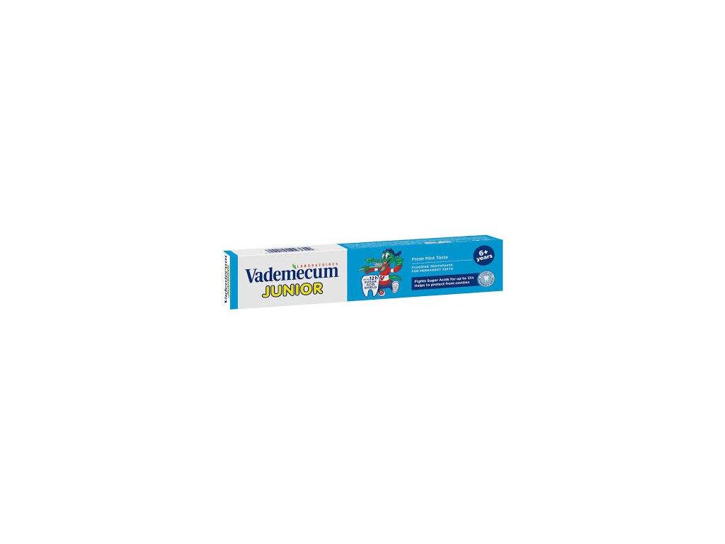 Vademecum Junior 6+ zubná pasta Spearmint 75ml