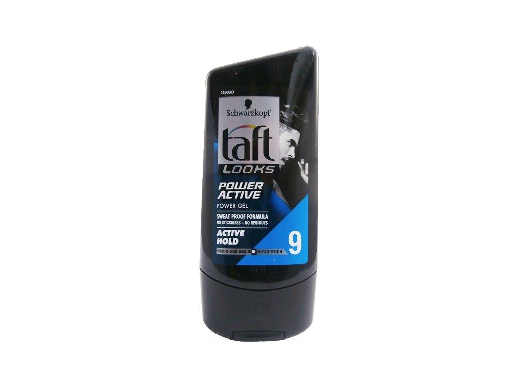 Taft Power Active gél na vlasy 150 ml