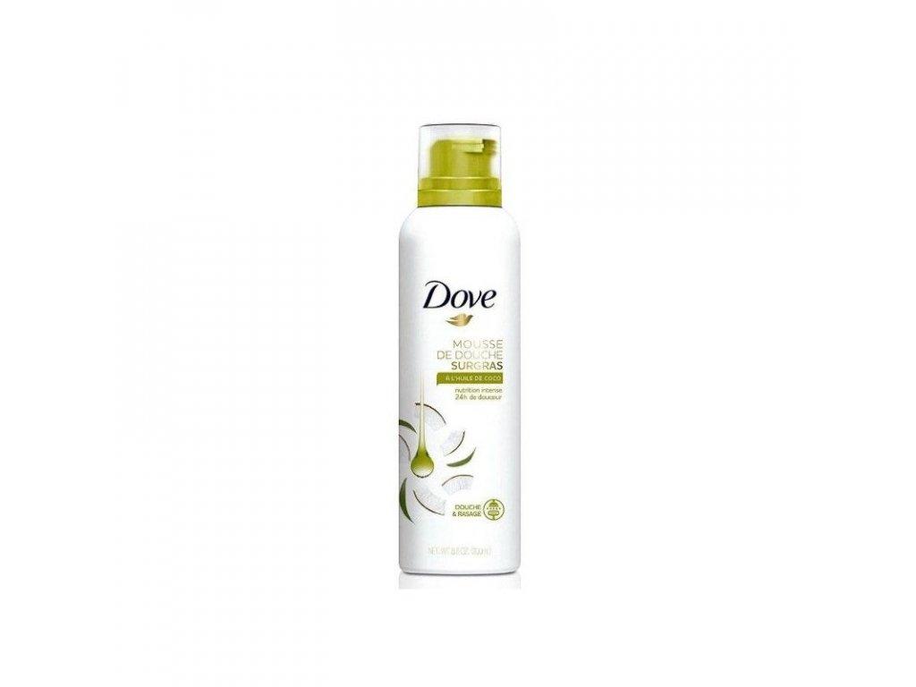 Dove Shower Mousse Coconut Oil sprchovacia pena 200ml