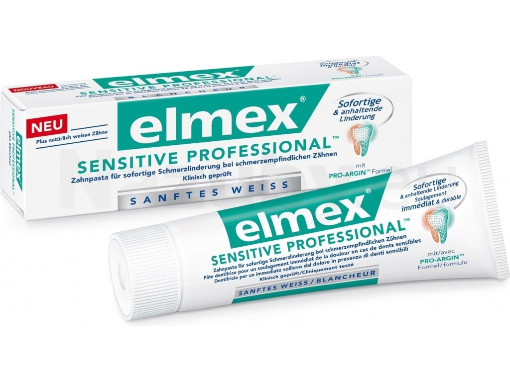 Elmex Sensitive Professional zubná pasta 75ml