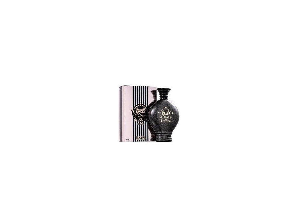 New Brand Sweet Star For Women EDP 100ml(alternatíva YSL Black Opium)
