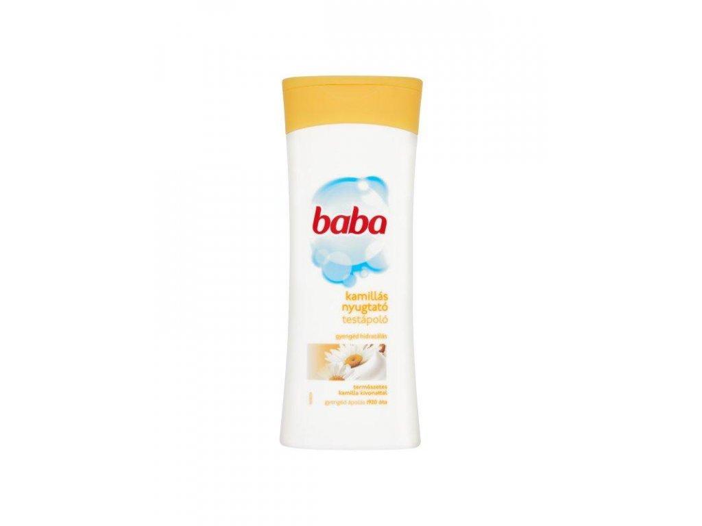 Baba Kamilka telové mlieko 400ml