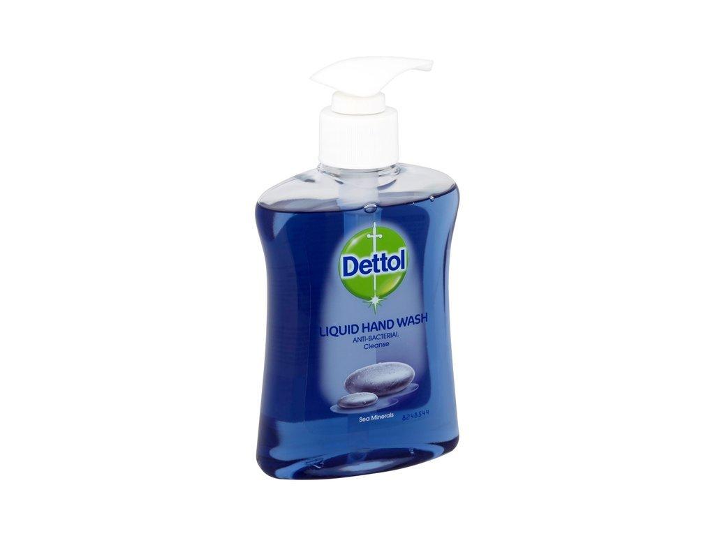 Dettol Sea Minerals tekuté mydlo dávkovač 250ml