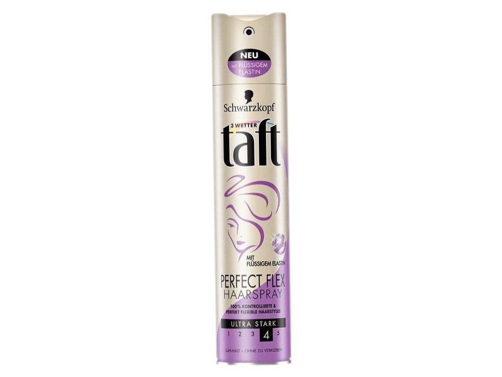Taft Perfect Flex lak na vlasy