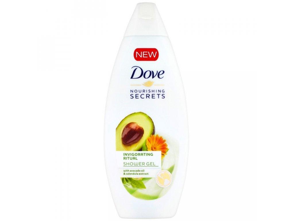 Dove Nourishing Secrets avokado sprchový gél 250ml