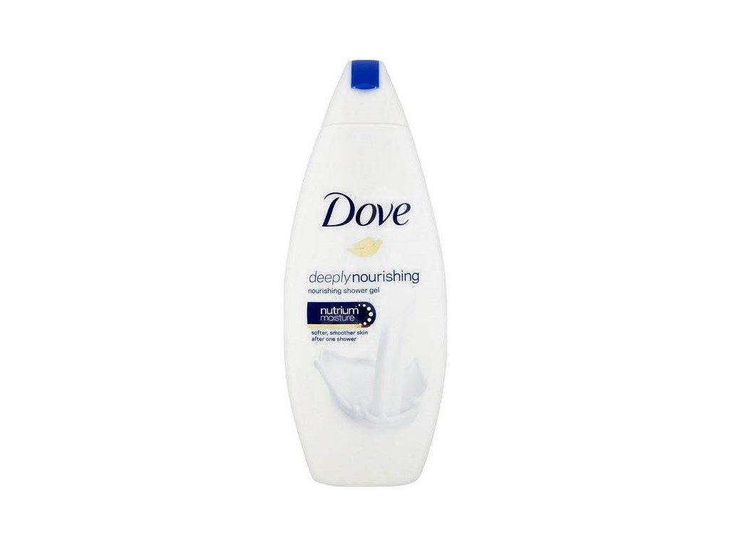 DOVE Deeply Nourishing 250 ml Sprchový gél