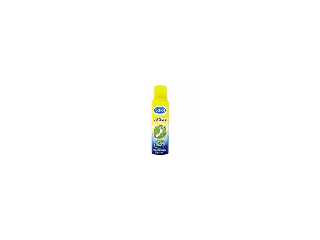 Scholl Foot deodorant spej na nohy 150ml