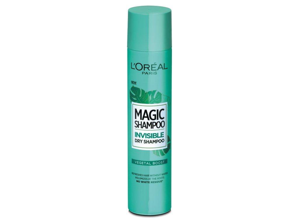 Loreal Magic Vegetal Boost suchý šampón 200ml