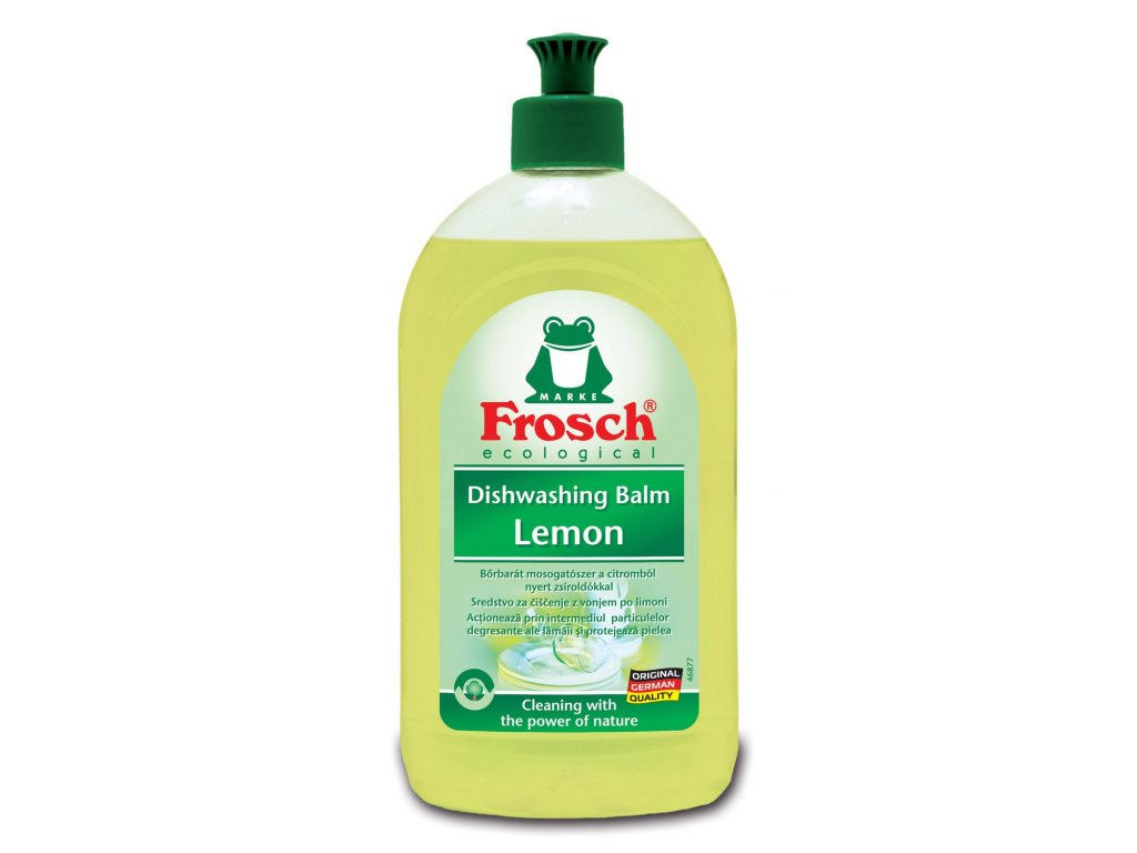 Frosch Bio Balzam Lemon na umývanie riadu 500ml
