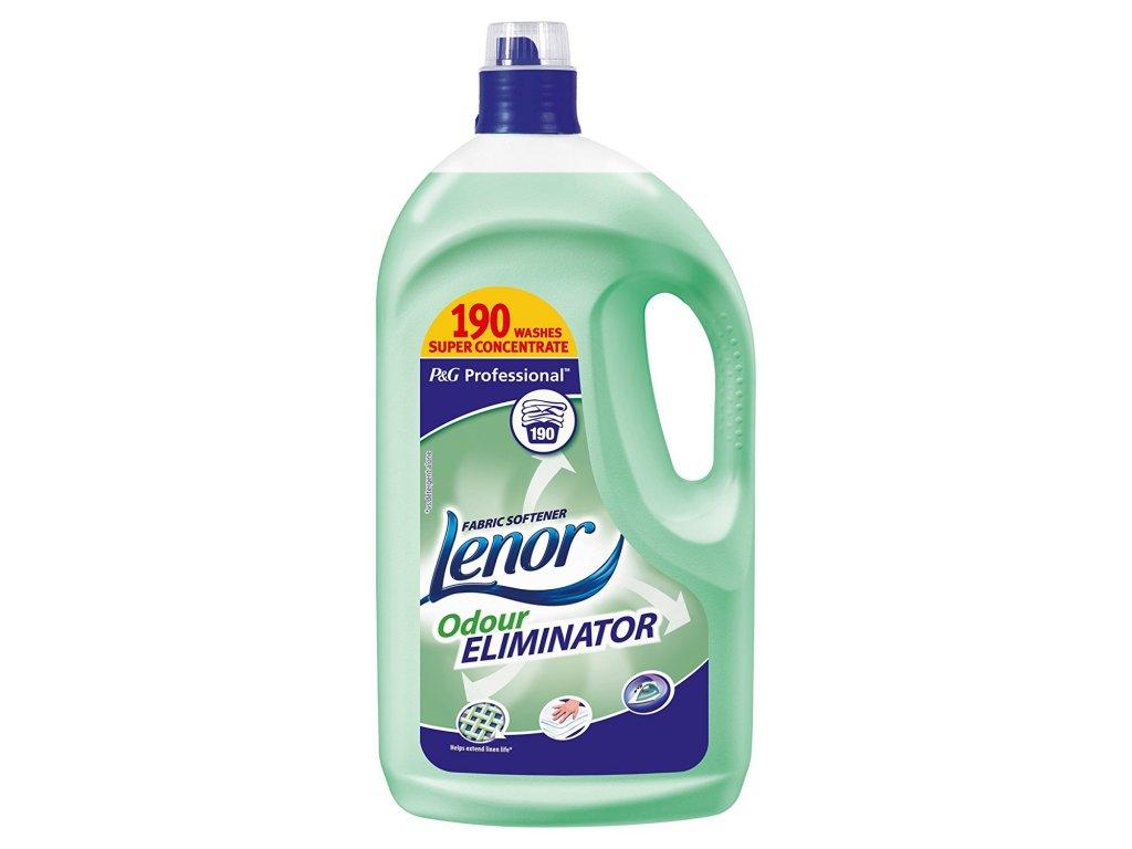 Lenor Odour Eleminator aviváž 4,75l 190PD