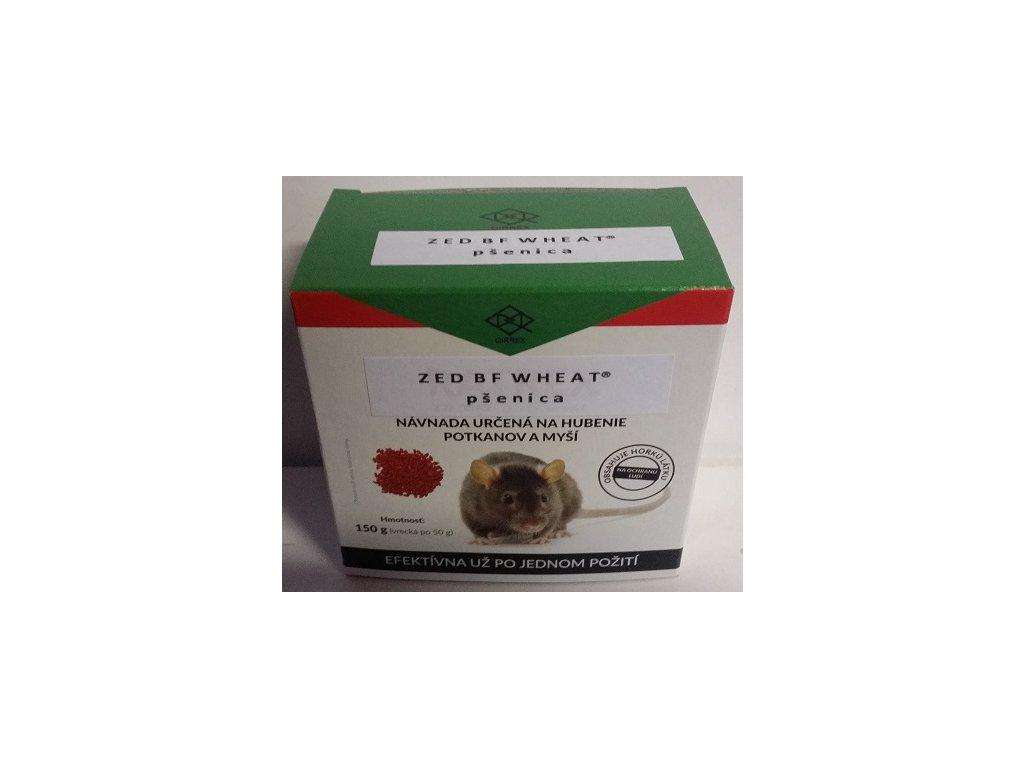 Ratrex granule určená na hubenie potkanov a myší 150g