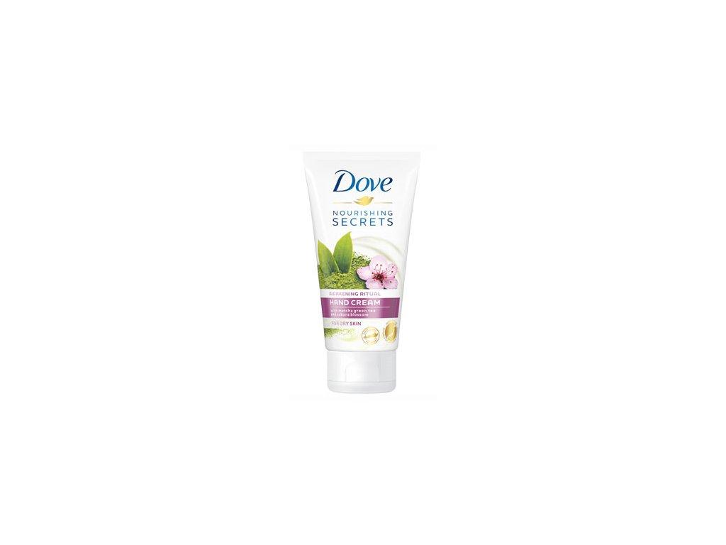 Dove Awakening Matcha & Green Tea krém na ruky 75ml