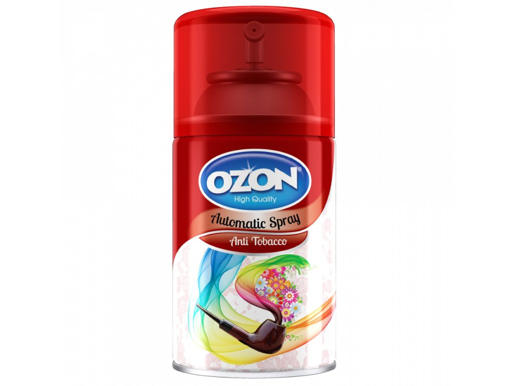 Ozon Anti Tobacco osviežovač vzduchu náplň 260ml