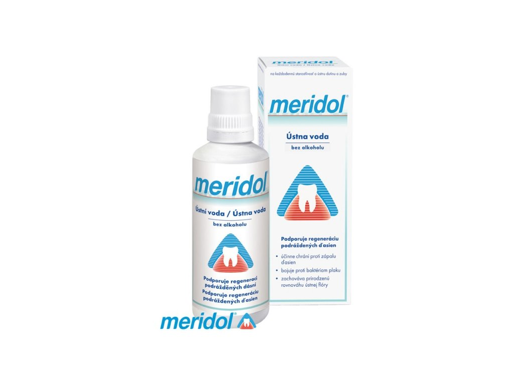 Meridol ústna voda 400ml
