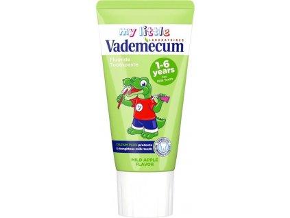 Vademecum Junior Jablko zubná pasta pre deti 1 6rokov 50ml