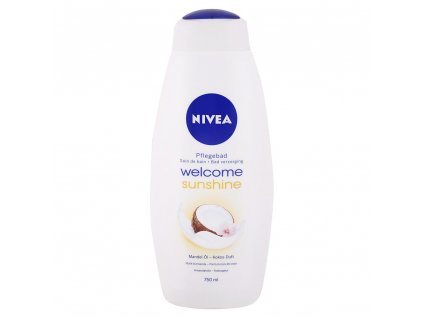 Nivea Welcome Sunshine sprchový gél 750ml