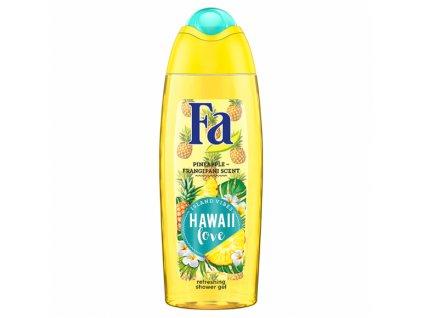 Fa Island Vibes Hawaii Love osviežujúci sprchový gél 250 ml