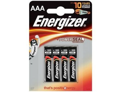 Energizer Alkaline Power AAA 4 pack