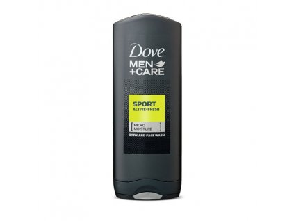 Dove Men+Care Sport Active sprchový gél 400ml