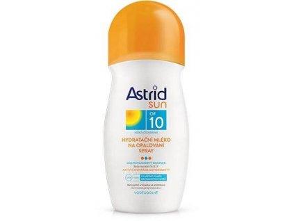 ASTRID SUN Hydratačné mlieko na opaľovanie 200ml OF10