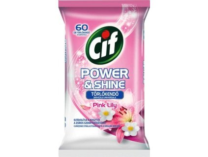 cif powershine toerlokendo 60db pink lily