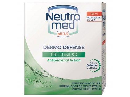 Neutromed Freshness pH 3.5 emluzia pre intímnu hygienu 200ml