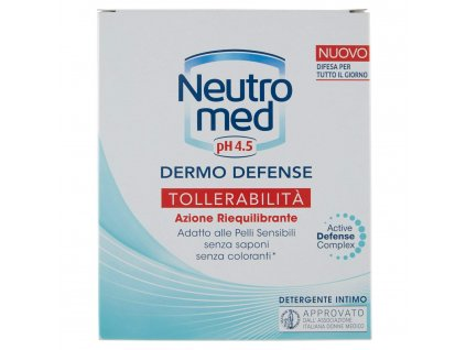 Neutromed Tolerability pH 4.5 emluzia pre intímnu hygienu 200ml