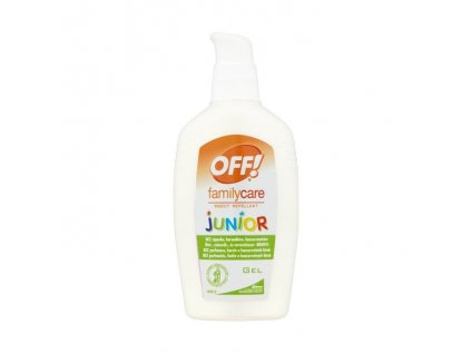 OFF! Family Care Junior repelent proti komárom & kliešťom rozprašovač 100ml