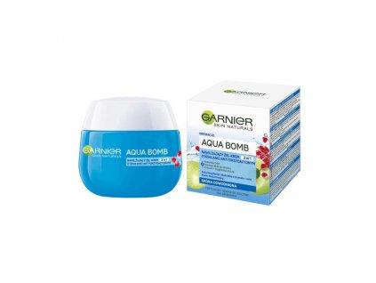 GARNIER Skin Naturals Aqua Bomb, hydratačný antioxidačný denný gélový krém 3v1 50m