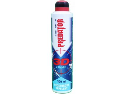 Predator 3D repelent 300ml