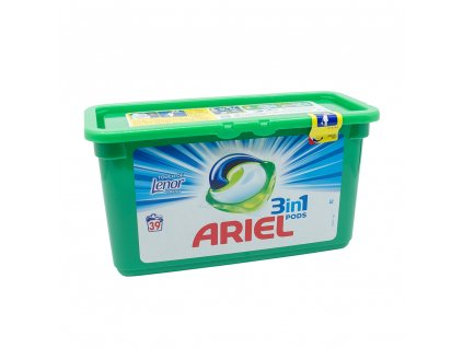 detergent capsule ariel 3in1 pods touch of lenor fresh 15 spalari copie 1412 4899