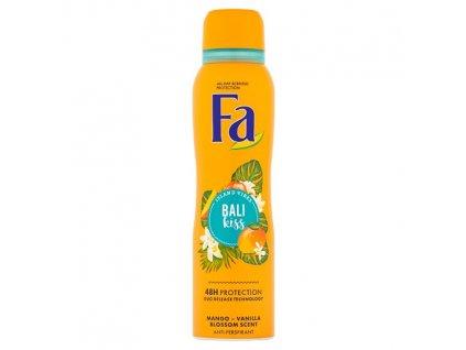 Fa Bali Kiss deodorant sprej 150ml