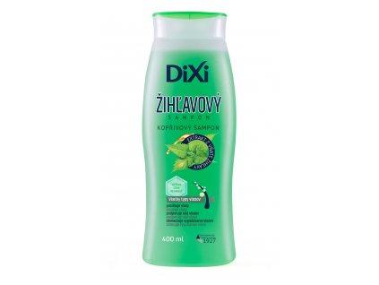 Dixi Šampón žihľavový proti vypadávaniu vlasov 400ml