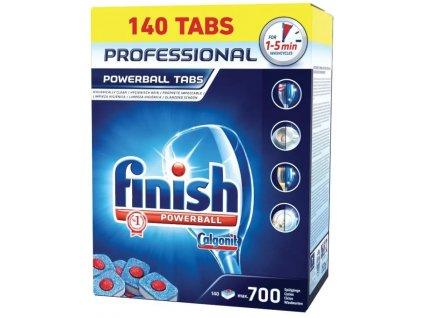 Finish Classic tablety do umývačky 140ks