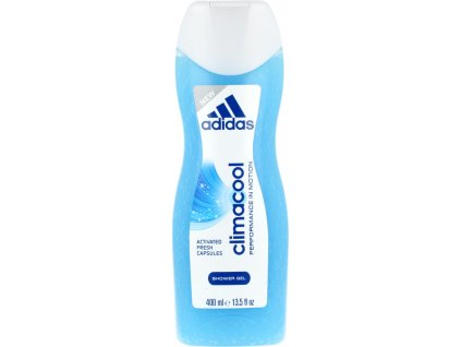 Adidas Climacool Woman sprchový gel 400 ml