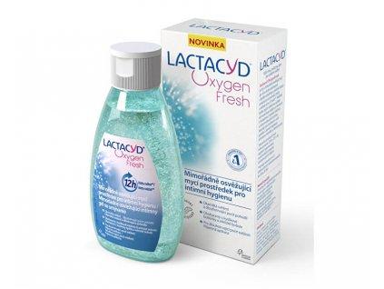 actacyd Oxygen Fresh emulzia pre intímnu hygienu 200ml