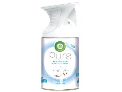 Air Wick Pure Sunset Cotton osviežovač vzduchu 250ml