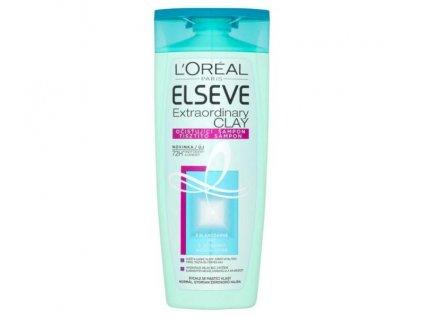 L´Oréal Elséve Extraordinary Clay šampón na vlasy 250ml