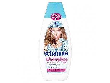 Schauma Winterpflege šampón 400ml