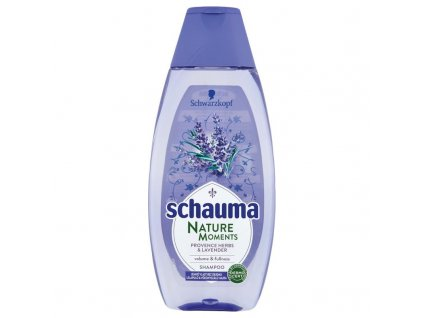 Schauma Nature Moments Lavender šampón 400ml