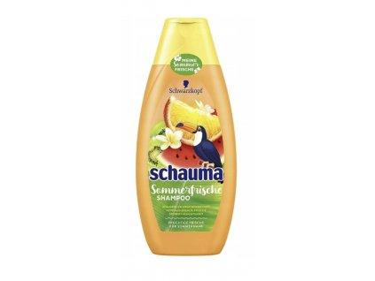 Schauma Sommerfrische šampón 400ml