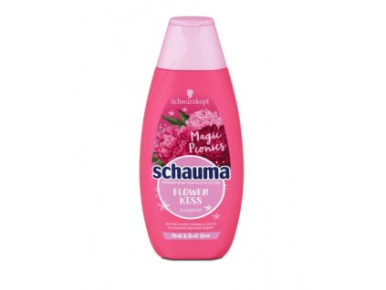 Schauma Flower Kiss Magic Peony šampón 400ml
