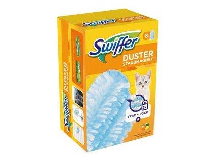 Swiffer Duster Kit hlava na prachovku 8ks Citrus