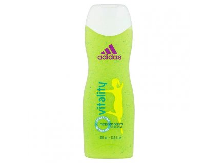 Adidas Vitality massage pearls sprchový gél 400ml
