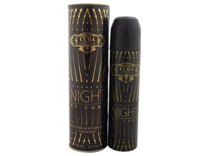 Cuba Night parfém pre ženy EDT 100ml