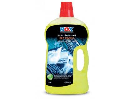 auto rox sampon bez vosku