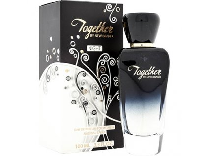 New Brand Together Night EDP 100ml (alternatíva Tom Ford Black Orchid Women)
