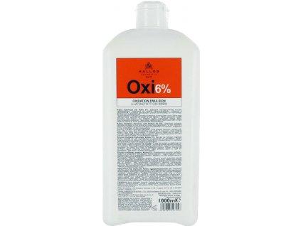 Krémový peroxid Kallos (OXI s vôňou) 6% 1000 ml